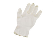 Scan SCAGLOLATEXL - Latex Gloves Box 100 - Large