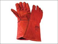 Scan SCAGLOWELRED - Welder's Gauntlet - Red