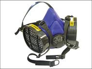 Scan SCAPPERESPA1 - Twin Half Mask Respirator + A1 Refills