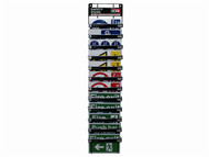 Scan SCASSDIS60 - Signs Display - 60 Signs (12 Tier Stand)