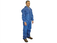 Scan SCAWWDOXL - Disposable Overall Blue XL (108-115cm)