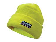 Scan SCAWWHVBEAN - Hi-Vis Beanie Hat Thinsulate Lined