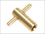 Scottool SCOBAVK - BAVK Brass Bleed Key - Carded