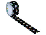 Shurtape SHU104370 - Duck Tape 48mm x 9.1m Disco Skulls