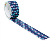 Shurtape SHU104378 - Duck Tape 48mm x 9.1m There She Blows