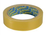 Sellotape SLT1629146 - Sellotape Golden 24mm x 50m Blister Pack