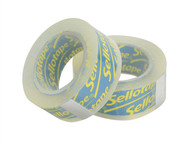 Sellotape SLT1740339 - On-Hand Refill 18mm x 15m Pack of 2