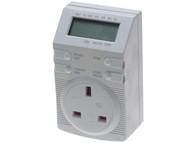 SMJ SMJDT4B1C - Avantix Digital 4 Button Timer