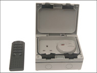 SMJ SMJE6RFSB - IP66 Single Socket With RF Control
