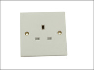 SMJ SMJW1GUSC - Unswitched Socket 1 Gang 13A