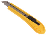 Stanley Tools STA010280 - Snap-Off Self Locking Knife 18mm