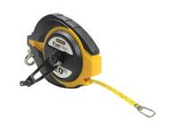 Stanley Tools STA034133 - FatMax Long Tape 20m (Width 10mm)