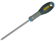 Stanley Tools STA062646 - FatMax Screwdriver Stainless Steel PZ1 x 100mm
