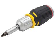 Stanley Tools STA062688 - FatMax Ratchet Screwdriver Stubby