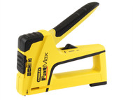 Stanley Tools STA070411 - FatMax 4-in-1 Light-Duty Stapler / Nailer
