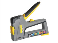 Stanley Tools STA070868 - TR75 6-in-1 FatMax Heavy-Duty Stapler & Nail Gun