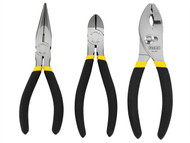 Stanley Tools STA084114 - Pliers Set 3 Piece