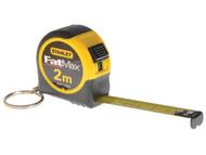 Stanley Tools STA133856 - Key Ring Tape 2m