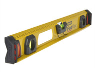 Stanley Tools STA143555 - FatMax I Beam Level 3 Vial 120cm