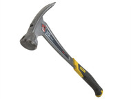 Stanley Tools STA151124 - FatMax Hi Velocity Rip Claw Framing Hammer 425g (15oz)