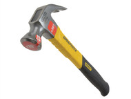 Stanley Tools STA151505 - Curved Claw Hammer Graphite Shaft 454g (16oz)