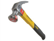 Stanley Tools STA151507 - Curved Claw Hammer Graphite Shaft 567g (20oz)
