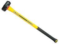 Stanley Tools STA156010 - FatMax Fibreglass Long Handle Sledge Hammer 2.7kg (6lb)