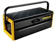 Stanley Tools STA175507 - Metal Cantilever Toolbox 16in