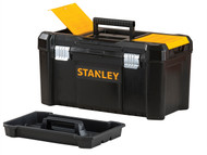 Stanley Tools STA175521 - Basic Toolbox With Organiser Top 19in