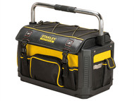 Stanley Tools STA179213 - FatMax Plastic Fabric Open Tote with Cover 490 x 280 x 310mm
