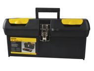Stanley Tools STA192065 - Metal Latch Toolbox 16in