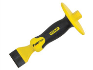 Stanley Tools STA418333 - FatMax Masons Chisel 45mm (1.3/4in) With Guard