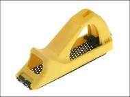 Stanley Tools STA521104 - Moulded Body Surform Block Plane