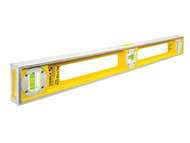 Stabila STB83S24 - 83S Level Double Plumb 3 Vial 2544 60cm