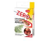 STV Pest-Free Living STVZER031 - Zero In Moth Repeller Cedar Balls