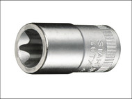 Stahlwille STW40TXE6 - Outside Torx Socket 1/4in Drive E6 5.7mm