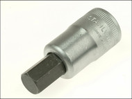 Stahlwille STW54A12 - In-Hexagon Socket 1/2in Drive 1/2in