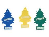 Saxon SXNSMT3 - Little Trees Triple Pack Air Freshener