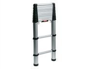 Telesteps TEL60238101 - Black Line Telescopic Ladder 3.8m