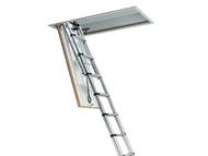 Telesteps TEL60927101 - Telescopic Adjustable Loft Ladder