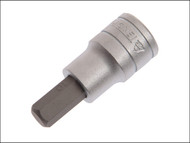 Teng TENM121505C - Hexagon S2 Socket Bit 1/2in Drive 5mm