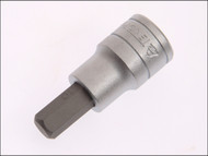 Teng TENM121506C - Hexagon S2 Socket Bit 1/2in Drive 6mm