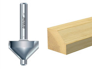 "Trend TRE10H114TC - 10H/1 x 1/4 TCT Pin Guided Chamfer / Bevel 45'«'""'â'¢'«Î䒫΁ 10 .0 x 14.0mm"