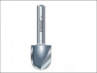 Trend TRE12614TC - 12/6 x 1/4 TCT Radius Cutter 6.3mm Radius