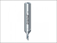 Trend TRE2314TC - 2/3 x 1/4 TCT Single Flute Cutter 4.0 x 11.0mm