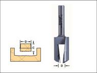 Trend TRE248014TC - 24/80 x 1/4 TCT Plug Maker No.8