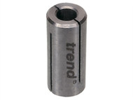 Trend TRE63127 - 63127 Collet Sleeve 6.35mm to 12.7mm