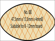 Trend TREBSC0100 - BSC/0/100 Biscuits