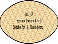 Trend TREBSC10100 - BSC/10/100 Biscuits