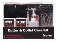 Trend TRECCCKIT - CCC/KIT Cutter & Collet Care Kit